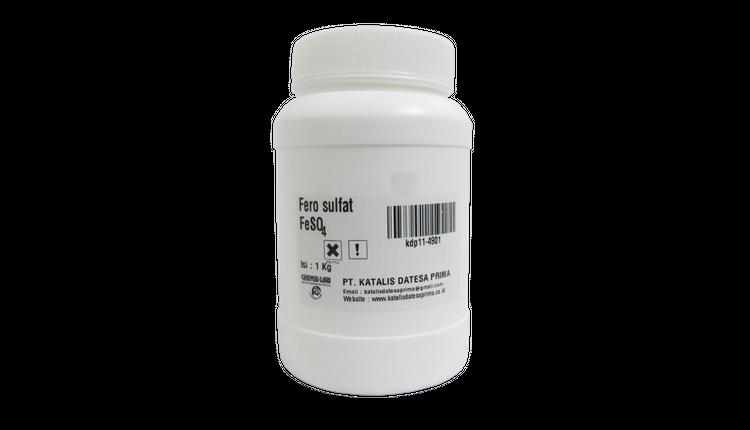 Siplah Ferro Sulfat 1 Kg Student Grade